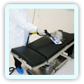 Watch the video on Operating Theatre Cleaning