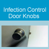 Watch the video on cleaning door knob