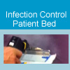 Watch how patient beds is cleaned